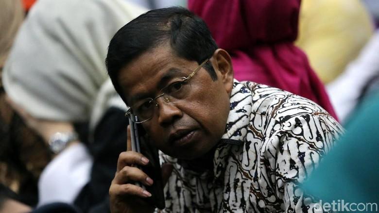 Idrus Marham Siap Dicopot dari Sekjen Golkar