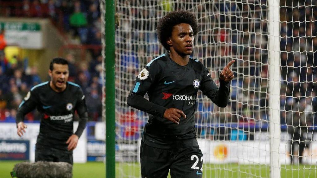 Chelsea Belum Menyerah Kejar Gelar Juara Premier League