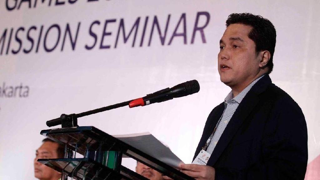Indonesia Belum Tentukan CdM Asian Games