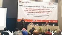 Rapat dengan Penyedia Logistik Pemilu, KPU: Tak Boleh Gratifikasi!