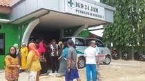 Bus Tabrak Motor di Rembang, Seorang Balita Tewas Seketika