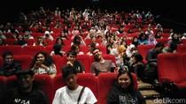 Launching Poster dan Trailer Dilan, Bioskop Dipenuhi Anak Sekolah