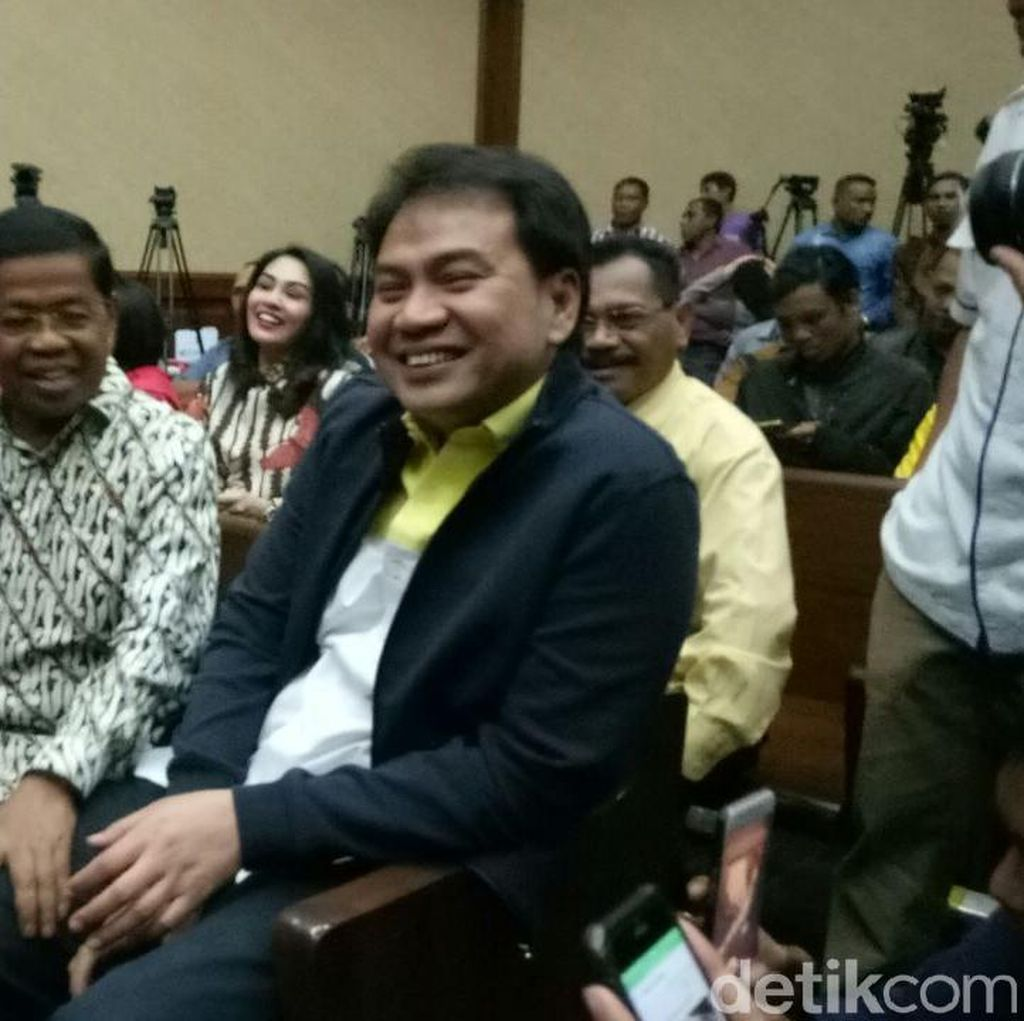 Novanto Disidang, Aziz Syamsuddin ke Pengadilan Tipikor