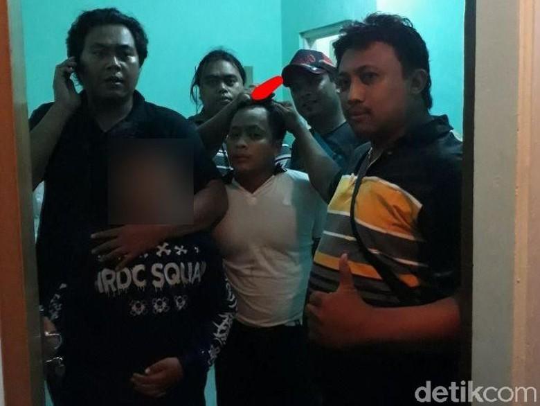 Polisi Blitar Gagalkan Upaya Penculikan - Blitar penculikan anak berhasil digagalkan Satreskrim Polresta Hadi Sunyoto merupakan paman RNS Keduanya diketahui warga Dusun Desa berhasil