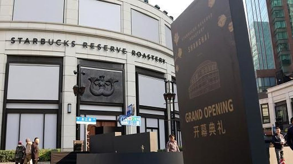 Wow! Tiap 15 Jam, Ada 1 Gerai Starbucks Dibuka di China