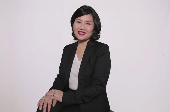 Wanita Cantik Ini Jadi Bos Baru Uber Indonesia