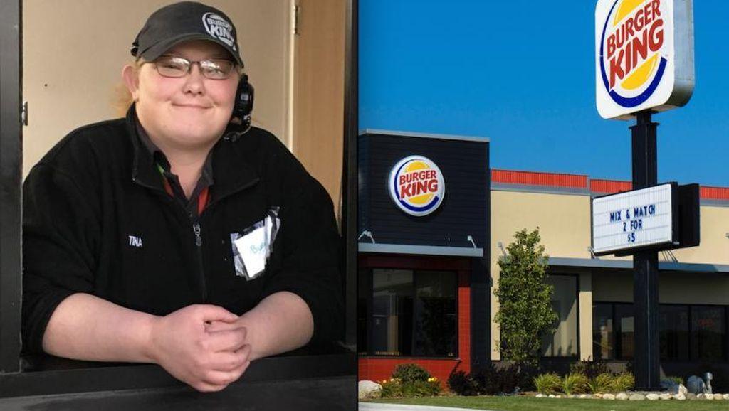 Tolong Penderita Diabetes, Pelayan Resto Ini Jadi Viral di Media Sosial