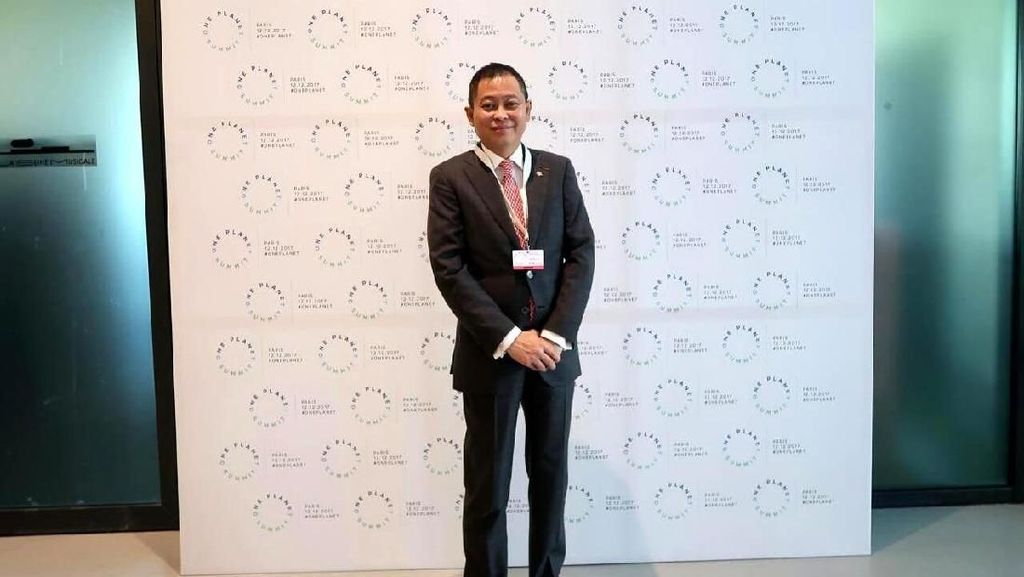 Gaya Jonan di One Planet Summit Paris