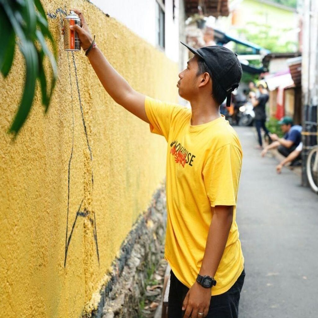 Pameran Stiker Dihapuskan, Street Dealin 11 Gelar Eksibisi di Tiga Galeri