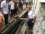 Anies Ingin Kabel Fiber Optik yang Bikin Rasuna Said Banjir Digeser