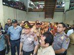 Kapolres Bogor Kota Sidak Pasar, Pastikan Harga Kebutuhan Pokok