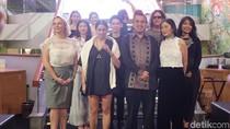 Desainer Thailand Hingga Italia Meriahkan Digital Fashion Week Jakarta 2017
