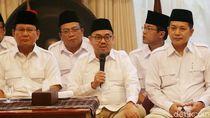 Sudirman Tak Pilih Prabowo, PKS: Mau Ambil Pendukung Jokowi