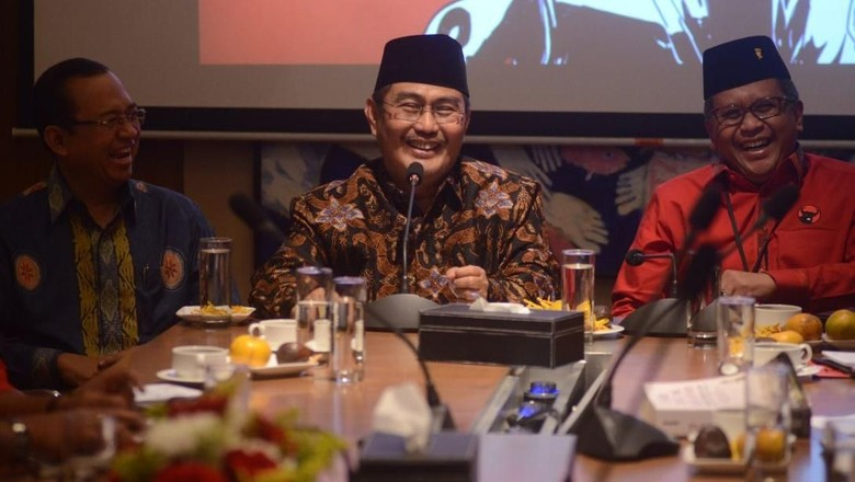 Bertemu ICMI, PDIP Jalin Kerja Sama Perkuat Nilai Pancasila