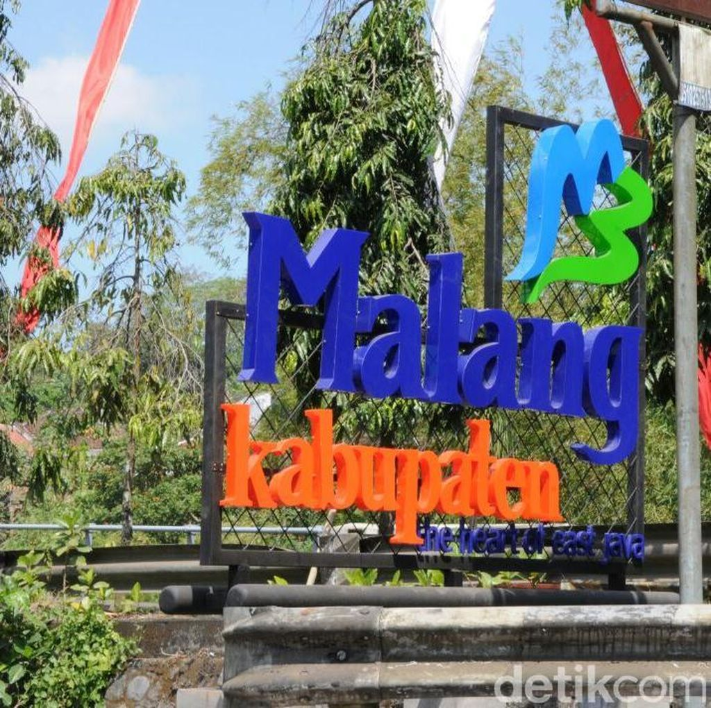 Dongkrak Wisata di Malang, Branding The Heart Of East Java Dipasang