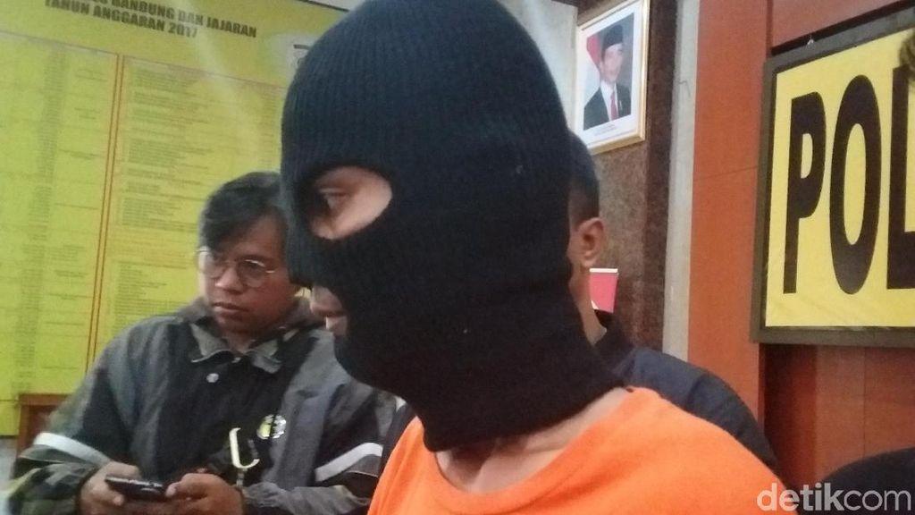 Kasus Pembunuhan Pria di Antapani Bandung Dipicu Wanita