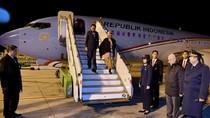 Tiba di Istanbul, Jokowi Siap KTT Luar Biasa OKI Soal Palestina