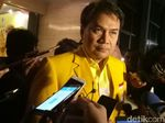 Maju Jadi Caketum Golkar Di-endorse Ical? Ini Kata Aziz Syamsuddin