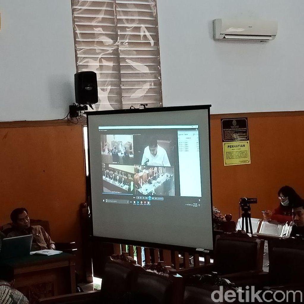 KPK Tayangkan Video Sidang Setya Novanto di Praperadilan