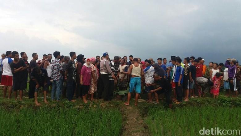 Cari Rumput, Kistiyanah di Boyolali Tewas Tersambar Petir