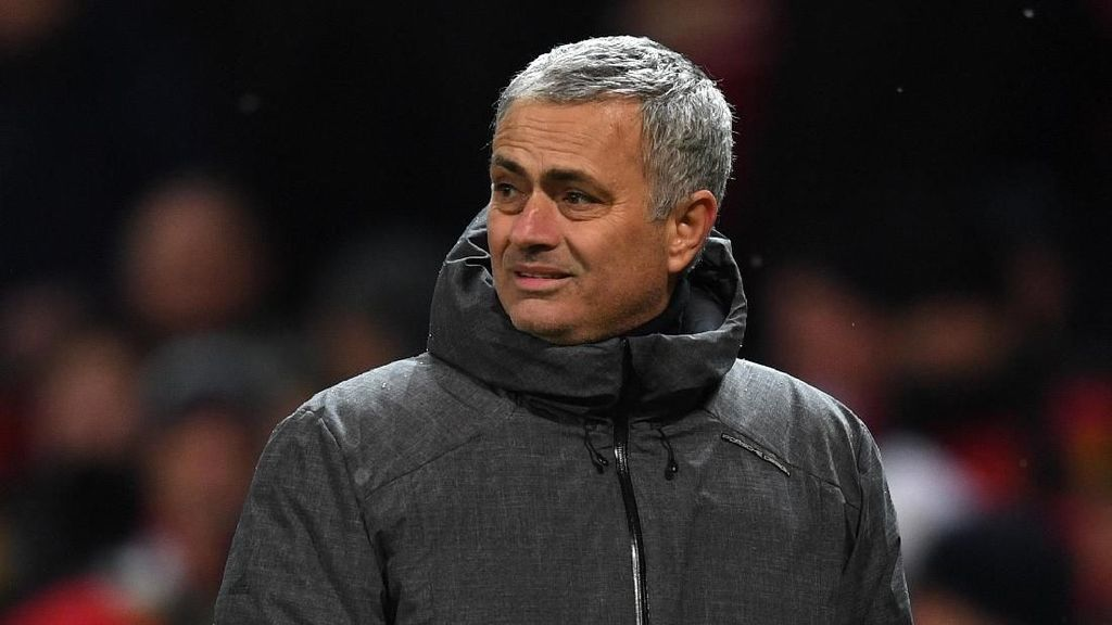 Kesalnya Mourinho Ditanyai Terus soal Keributan Derby Manchester