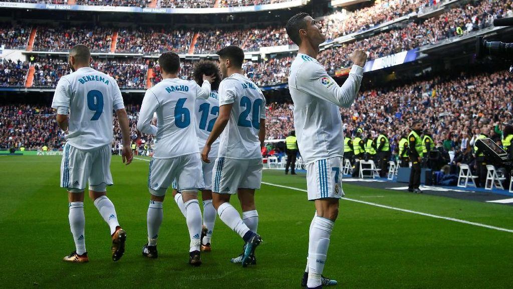 Mewaspadai Kebangkitan Madrid di Paruh Kedua Musim