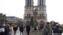 Mau Liburan Akhir Tahun ke Prancis? Baca Ini Dulu Ya