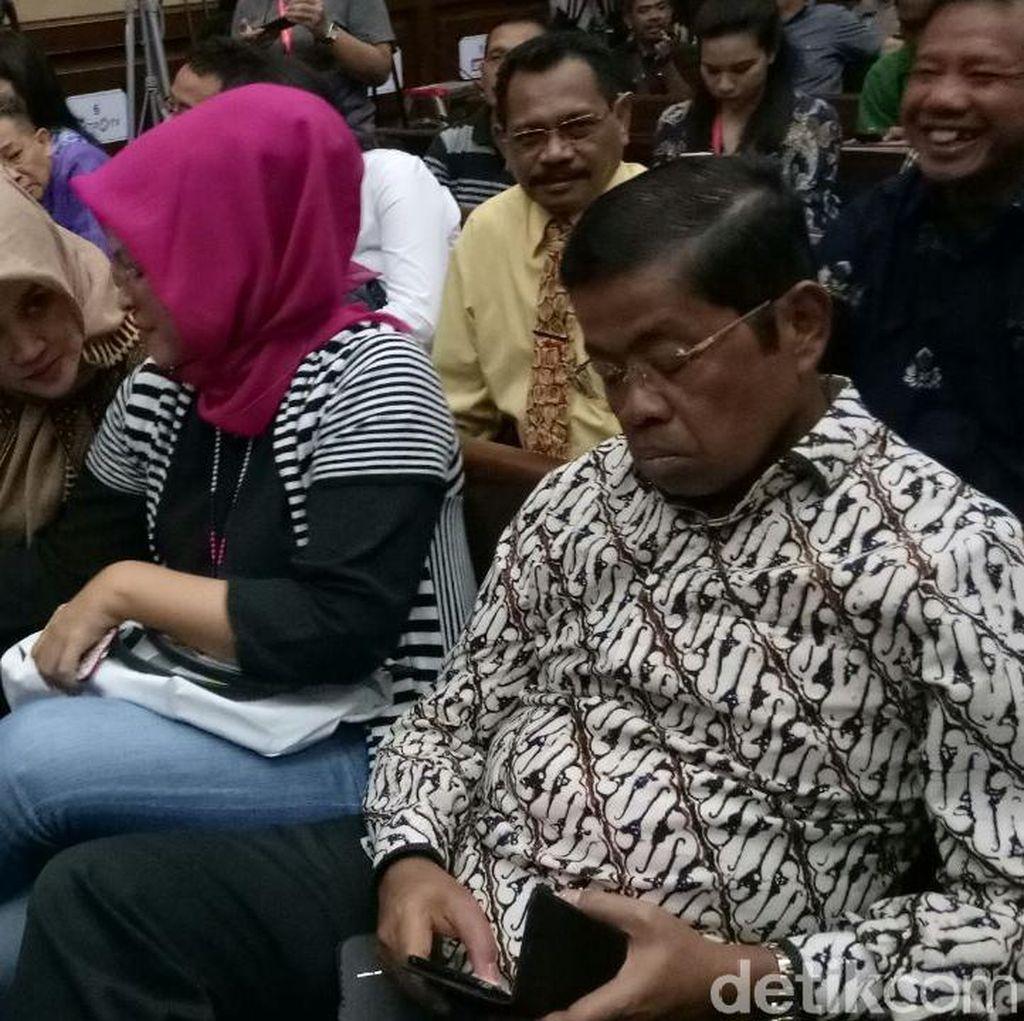 Idrus: Bila Dakwaan Novanto Tak Dibacakan, Pleno Golkar Ditunda