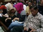 Idrus Marham Hadiri Sidang Perdana Setya Novanto