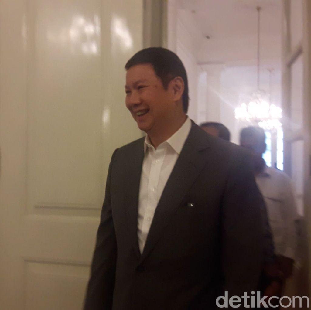 Adik Prabowo Subianto Temui Sandiaga Bahas Natal di Monas