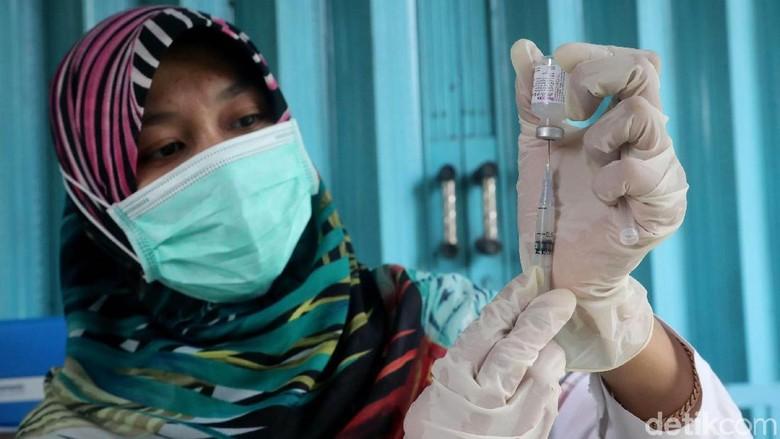 Semakin Difteri di Banten Jadi - Serang Kasus wabah difteri yang disebabkan bakteri Corynebacterium diptheriae di Banten semakin Sampai Rabu satu pasien asal Tangerang