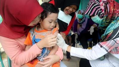 Imunisasi DPT Lengkap Tapi Anak Kena Difteri? Simak Kata Dokter