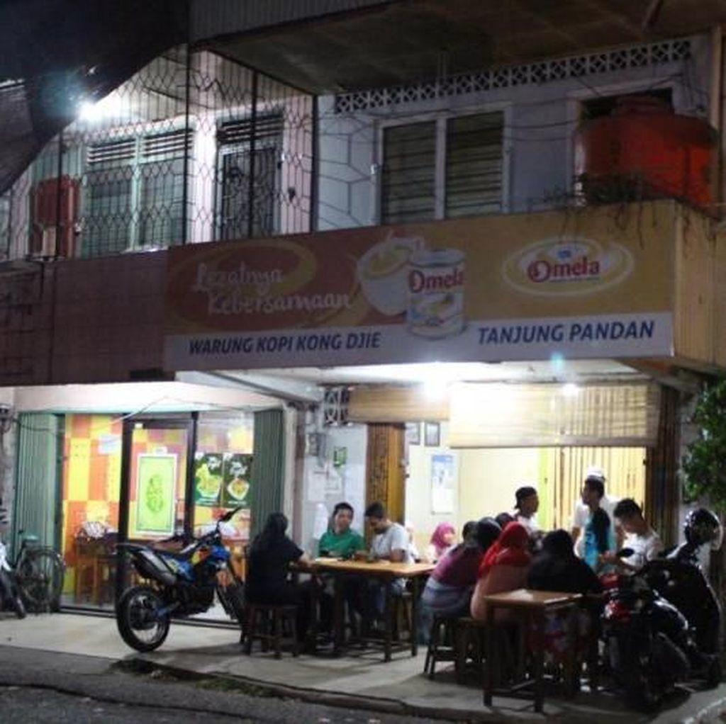 Ngopi Dulu Yuk di Belitung