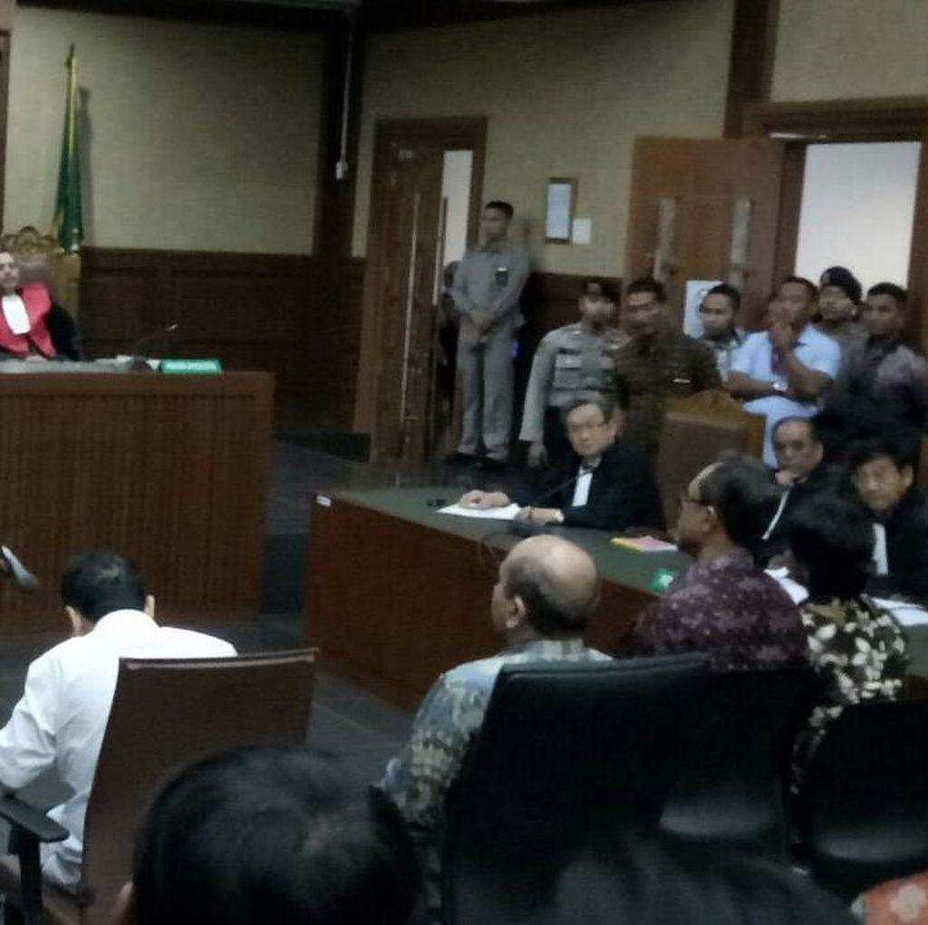 Tak Hadir di Pengadilan, Pimpinan KPK Tetap Pantau Sidang Novanto