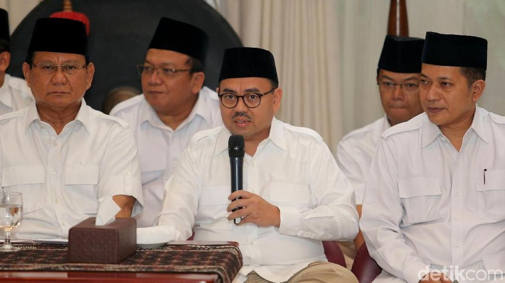 Jadi Cagub Jateng Gerindra, Sudirman Said Singgung Sidang Korupsi