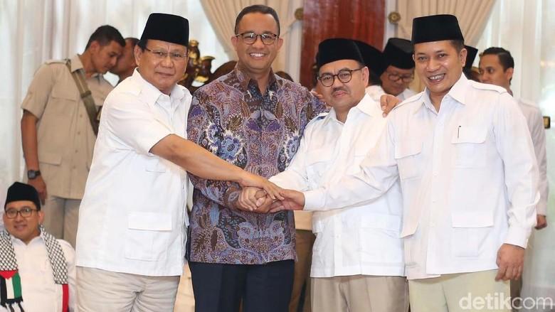 Prabowo Ajak PAN dan PKS Usung Sudirman Said di Jateng