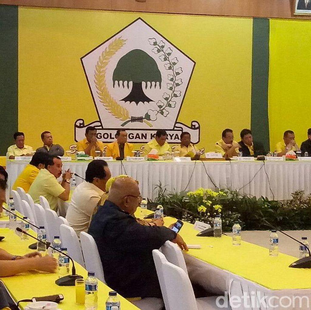 Pleno Juga Minta Golkar Tak Ganti Ketua DPR Sebelum Munaslub