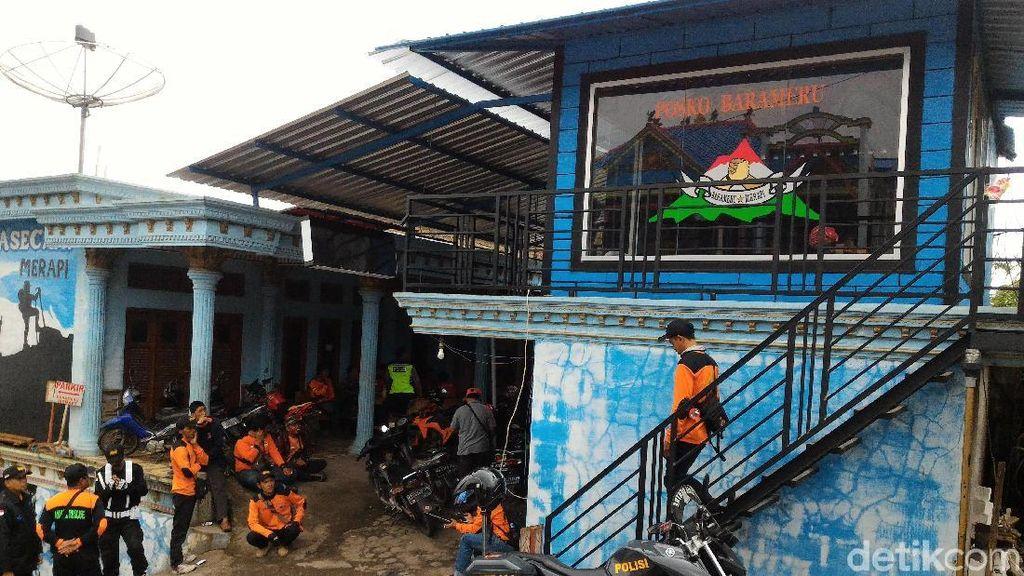 1 Dari 2 Pendaki Gunung Merapi yang Hilang Sudah Bisa Hubungi Tim SAR