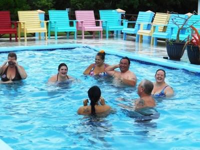 Foto: Resort untuk Traveler Berbadan Plus Plus