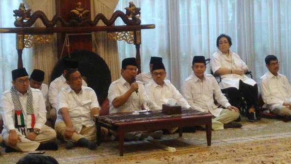 Tak Pilih Prabowo, Sudirman Dinilai Ingin Dapat Pendukung Jokowi