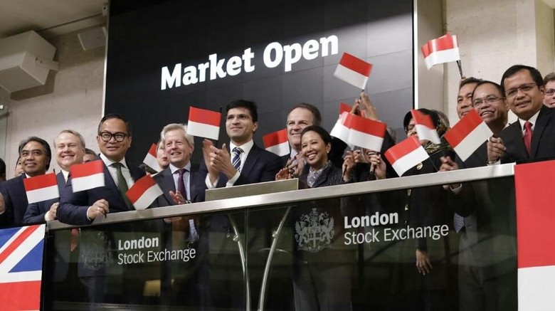 Komodo Bond Laris di London, Jokowi: Bukti Investor Percaya RI