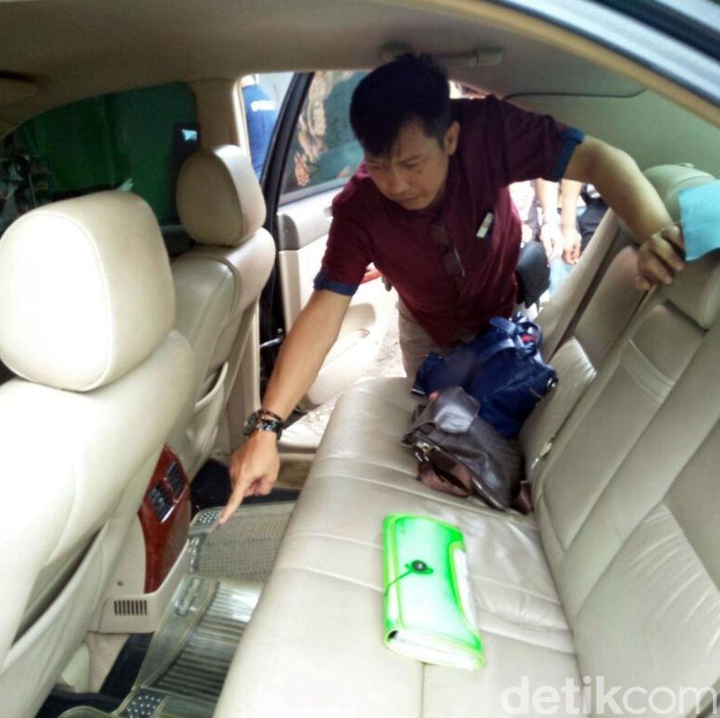 Kades Jadi Korban Gembos Ban, Uang Rp 290 Juta di Kresek Raib