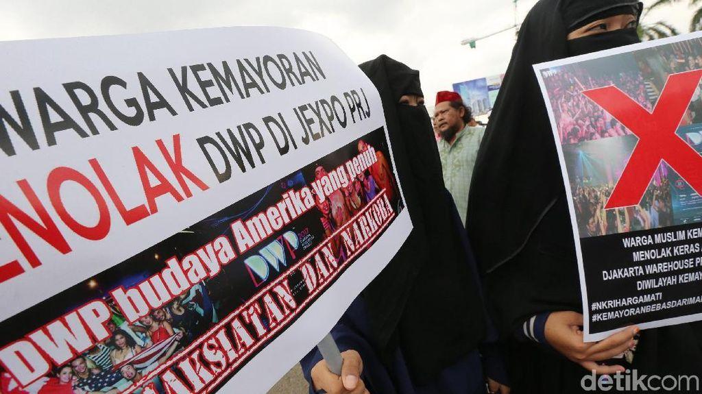 Akan Didemo, Polisi Siapkan 1000 Personel Amankan DWP 2017