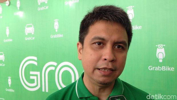 Ridzki Kramadibrata, Managing Director Grab Indonesia