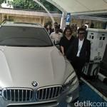 Gandeng BMW, Penyediaan Infrastruktur Mobil Listrik dari PLN Akan Canggih