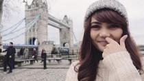 Foto: Mengintip Liburannya Rina Nose di London
