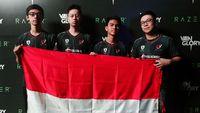 Tim Indonesia Bersaing Sengit di Kejuaraan Dunia Vainglory 2017