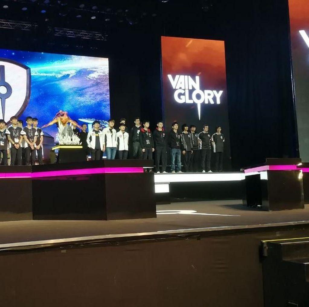 Tim Indonesia Bertarung di Kejuaraan Dunia Vainglory 2017