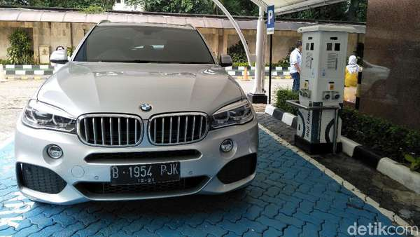 Di Jakarta Bakal Ada Pengisian Baterai Super Cepat untuk Kendaraan Listrik