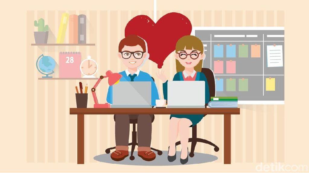Untung Rugi Nikah Satu Kantor untuk Ekonomi Keluarga